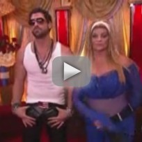 Kirstie Alley and Maksim Chmerkovskiy - DWTS Week 5