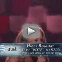 Haley Reinhart - Rolling in the Deep (American Idol)
