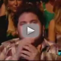 Seth Rogen & James Franco Smoke Weed at MTV Movie Awards