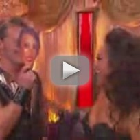Chris jericho and cheryl burke dancing with the stars week 6