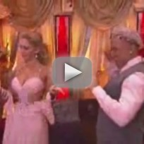 Hines Ward and Kym Johnson - Dancing With the Stars Week 6