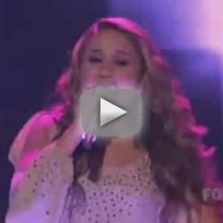 Haley Reinhart - Beautiful (American Idol)