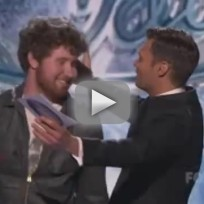 Casey abrams i put a spell on you american idol farewell