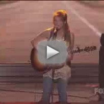 Crystal bowersox returns to american idol