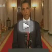 President Obama Address on Osama bin Laden