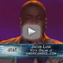 Jacob lusk love hurts american idol