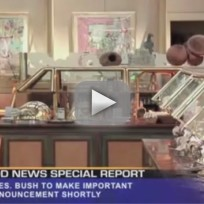 George w bush will ferrell reacts to osama bin laden death