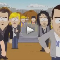 South Park Parodies Bin Laden Death