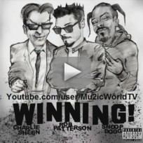 Charlie Sheen and Snoop Dogg - Winning