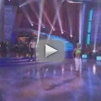 Chelsea Kane and Mark Ballas - DWTS Week 8 (Instant Salsa)