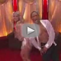 DWTS Week 8 - Romeo and Chelsie (Instant Dance)