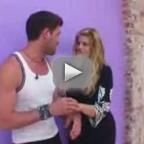 Kirstie Alley and Maksim Chmerkovskiy - DWTS Week 8 (Instant Salsa)
