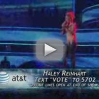 Haley Reinhart - Earth Song