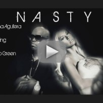 Christina Aguilera and Cee Lo Green - Nasty