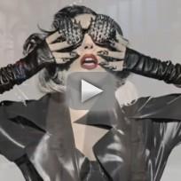 Lady Gaga - Edge of Glory / Judas (Live on SNL)