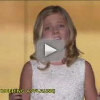Jackie Evancho - Somewhere Over the Rainbow (Live)