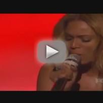 Beyonce - 1+1 (American Idol)
