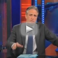 Jon Stewart Jokes About Anthony Weiner