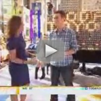 Scotty McCreery on The Today Show