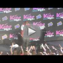 Sean Kingston KISS Concert Performance