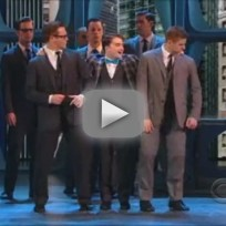 How To Succeed In Business Tony Awards Performance