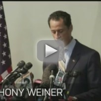 Anthony Weiner Resignation (Full Video)