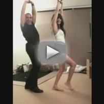 Nicole richie britney dance off
