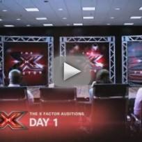 The X Factor Sneak Peek