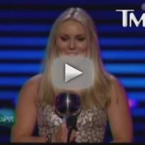 Lindsey Vonn ESPY Speech