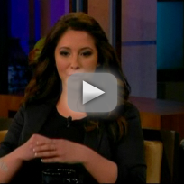 Bristol Palin on the Tonight Show, Part I
