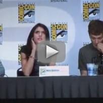 The Vampire Diaries Comic-Con Panel