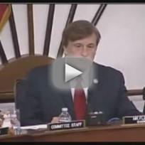 Ian Somerhalder Speaks to Congress