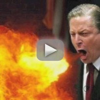 Al gore global warming rant