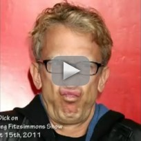 Andy dick rant against howard stern pt 1