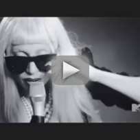 Lady Gaga MTV VMA Promo