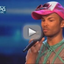The X Factor Promo: Xander