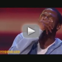 Marcus Canty X Factor Audition