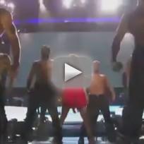 Jennifer Lopez - Papi (Live)