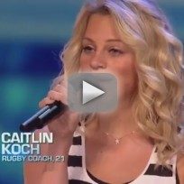 Caitlin koch x factor audition