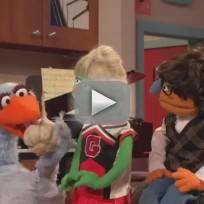 Sesame Street Glee Parody