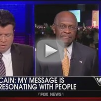 Herman cain reponds to morgan freeman