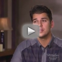 Rob Kardashian on Dancing With the Stars (Week 2)