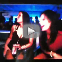 Jersey shore deena and snooki make out