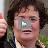 Susan boyle enjoy the silence