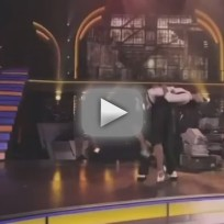 J.R. Martinez on Dancing With the Stars (Week 3)