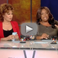 Sherri shepherd on the view no n word use