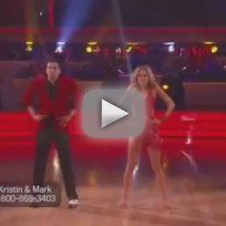 Kristin cavallari on dancing with the stars week 3