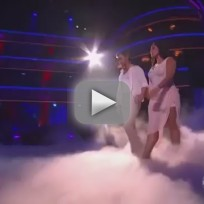 Ricki Lake on Dancing With the Stars (Week 3)