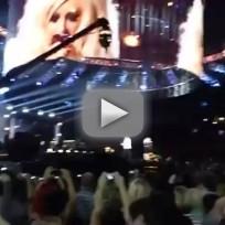 Christina Aguilera - Smile (Live at MJ Tribute)
