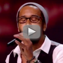 Leroy Bell X Factor Audition